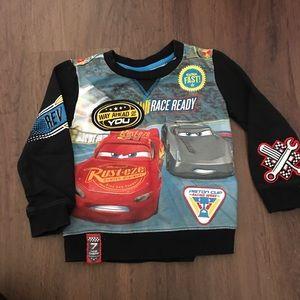 Lightning McQueen Sweater   Toddler Boy